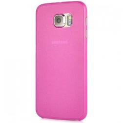 Pasaulē planākais apvalks - rozs (Galaxy S6)