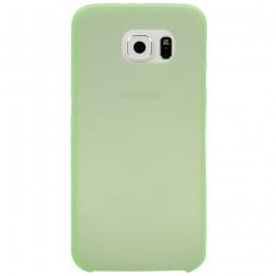 Pasaulē planākais apvalks - zaļš (Galaxy S6)
