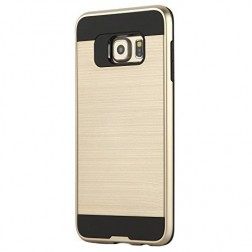 Pastiprinātas aizsardzības apvalks - zelta (Galaxy S6)