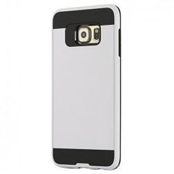 Pastiprinātas aizsardzības apvalks - balts (Galaxy S6)