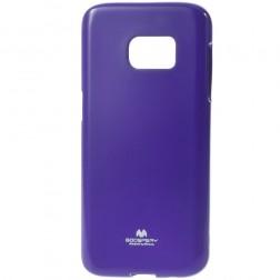 """Mercury"" apvalks - violeta (Galaxy S7)"