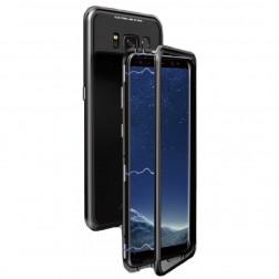 """""""Frame"""" magnētiskais apvalks - dzidrs (Galaxy S8)"""
