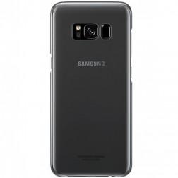 """Samsung"" Clear Cover TPU apvalks - pelēks (Galaxy S8)"