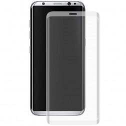 """""""Hat-Prince"""" Tempered Glass ekrāna aizsargstikls 0.26 mm - dzidrs / pelēks (Galaxy S8)"""