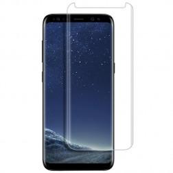 """""""PDGD 3D"""" Tempered Glass pilnīgi aizsedzams ekrāna aizsargstikls 0.2 mm - dzidrs (Galaxy S8)"""