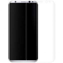 """""""ISME"""" ekrāna aizsargplēve (pilnīgi aizsedzama) - dzidra (Galaxy S8)"""