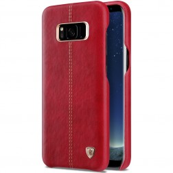 """Nillkin"" Englon apvalks - sarkans (Galaxy S8)"