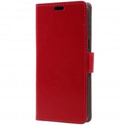 Atvēramais maciņš - sarkans (Galaxy S8+)