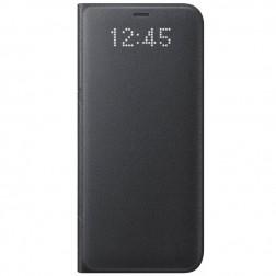"""Samsung"" Led View Cover atvērams maciņš - melns (Galaxy S8+)"
