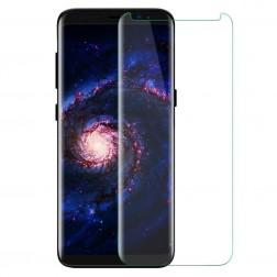 """""""PDGD 3D"""" Tempered Glass pilnīgi aizsedzams ekrāna aizsargstikls 0.2 mm - dzidrs (Galaxy S8+)"""