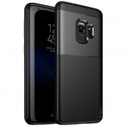 """IPAKY"" Shield apvalks - melns (Galaxy S9)"