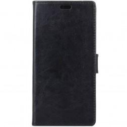 Atvēramais maciņš - melns (Galaxy S9)