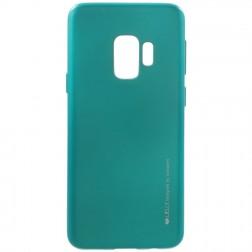 """""""Mercury"""" apvalks - zaļš (Galaxy S9)"""