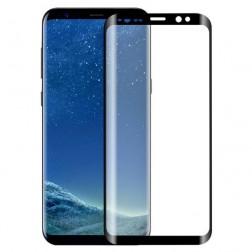 """Mocolo"" Tempered Glass ekrāna aizsargstikls 0.26 mm - melns (Galaxy S9)"