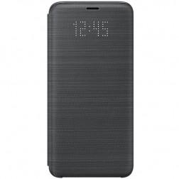 """Samsung"" Led View Cover atvērams maciņš - melns (Galaxy S9)"