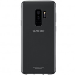 """Samsung"" Clear Cover TPU apvalks - pelēks (Galaxy S9+)"