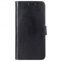 Atvēramais maciņš - melns (Galaxy S9+)