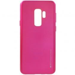 """Mercury"" apvalks - tumši rozs (Galaxy S9+)"