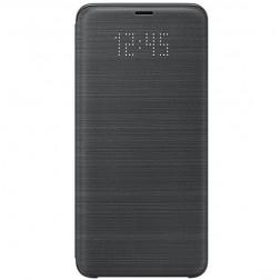 """Samsung"" Led View Cover atvērams maciņš - melns (Galaxy S9+)"