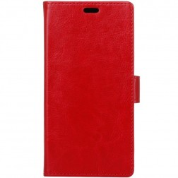 Atvēramais maciņš - sarkans (Galaxy S9+)