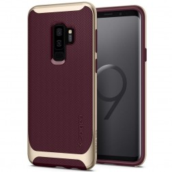 """Spigen"" Neo Hybrid apvalks - bordo (Galaxy S9+)"