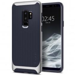 """""""Spigen"""" Neo Hybrid apvalks - zils (Galaxy S9+)"""