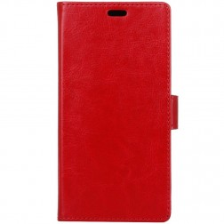 Atvēramais maciņš - sarkans (Galaxy S9)