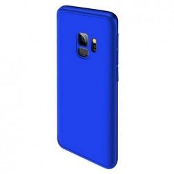"""Thin Fit 360""""  futrālis - zils (Galaxy S9)"""