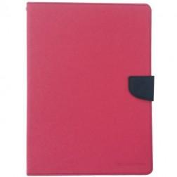 """""""Mercury"""" Fancy atvēramais maciņš - rozs (Galaxy Tab 4 10.1)"""