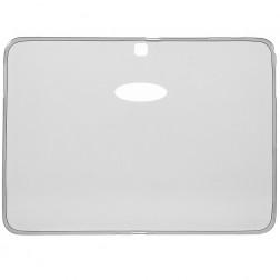 Planākais TPU dzidrs apvalks - pelēks (Galaxy Tab 4 10.1)