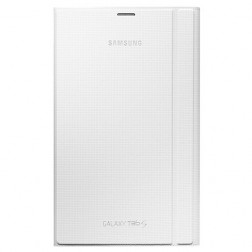 """Samsung"" Book Cover atvēramais futrālis - balts (Galaxy Tab S 8.4)"