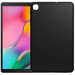 Cieta silikona (TPU) apvalks - melns (Galaxy Tab A 10.1 2019)