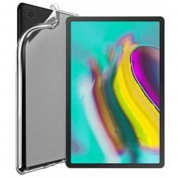 Cieta silikona (TPU) apvalks - dzidrs (Galaxy Tab A 10.1 2019)