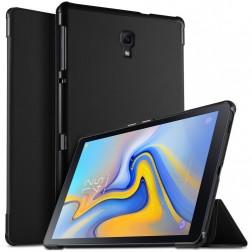 Atvēramais maciņš - melns (Galaxy Tab A 10.5 2018)