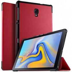 Atvēramais maciņš - sarkans (Galaxy Tab A 10.5 2018)