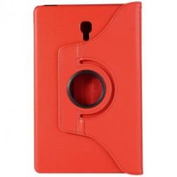 Atvēramais maciņš 360° - sarkans (Galaxy Tab A 10.5 2018)
