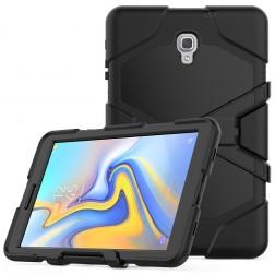 Pastiprinātas aizsardzības apvalks - melns (Galaxy Tab A 10.5 2018)