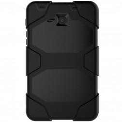 Pastiprinātas aizsardzības apvalks - melns (Galaxy Tab A 7.0 2016)