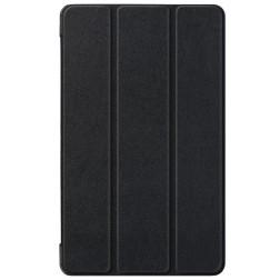 Atvēramais maciņš - melns (Galaxy Tab A 8.0 2019)