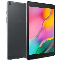 Cieta silikona (TPU) apvalks - dzidrs (Galaxy Tab A 8.0 2019)