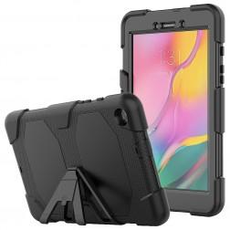 Pastiprinātas aizsardzības apvalks - melns (Galaxy Tab A 8.0 2019)