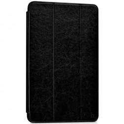 """""""HOCO"""" Retro atvēramais maciņš - melns (Galaxy Tab A 9.7)"""