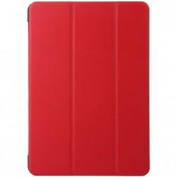 Atvēramais ādas maciņš - sarkans (Galaxy Tab A 9.7)