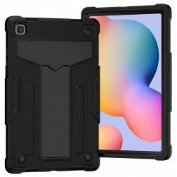Pastiprinātas aizsardzības apvalks - melns (Galaxy Tab A7 10.4 2020)