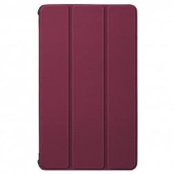 Atvēramais maciņš - bordo (Galaxy Tab A7 Lite 8.7)