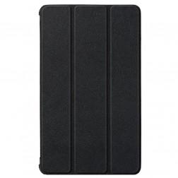 Atvēramais maciņš - melns (Galaxy Tab A7 Lite 8.7)