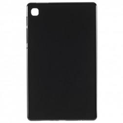 Cieta silikona (TPU) apvalks - melns (Galaxy Tab A7 Lite 8.7)