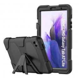 Pastiprinātas aizsardzības apvalks - melns (Galaxy Tab A7 Lite 8.7)