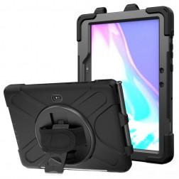 Pastiprinātas aizsardzības apvalks - melns (Galaxy Tab Active Pro)