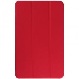 Atvēramais maciņš - sarkans (Galaxy Tab E 9.6)